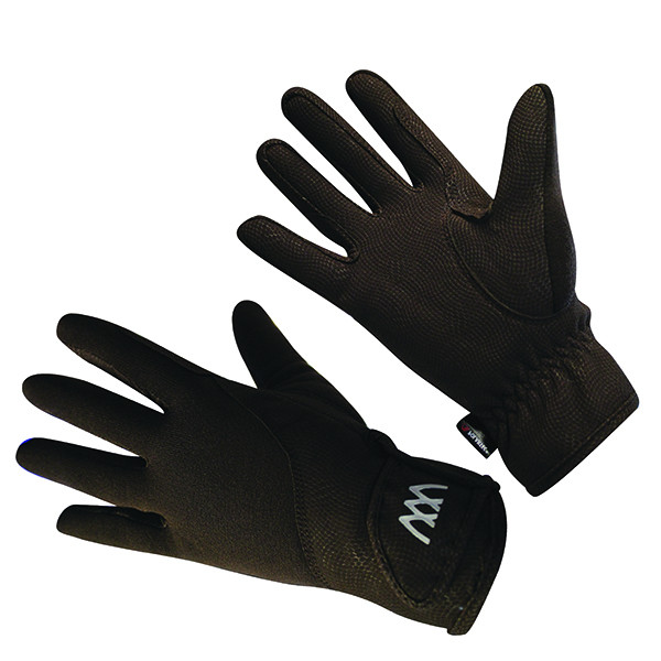 Woof Wear Precision Thermal Glove Chocolate