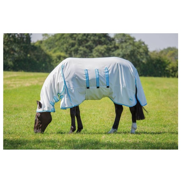 Bridleway Bug Stoppa Sweet Itch Fly Rug 6 Foot 3 Inches V398