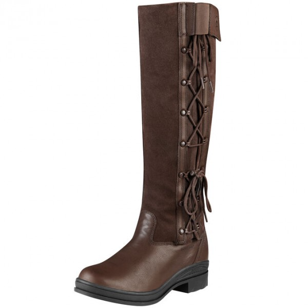 Ariat Womens Grasmere H2O Boot Chocolate
