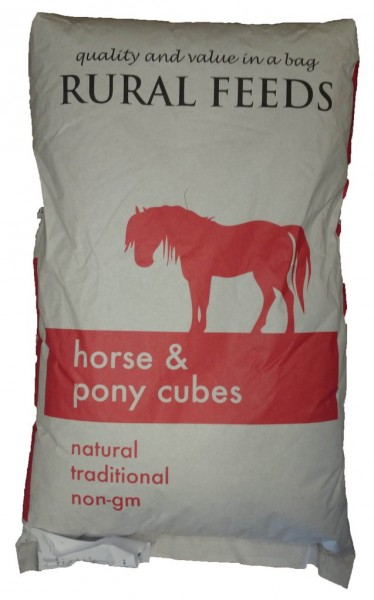 Rural Feeds Equus Horse And Pony Cubes