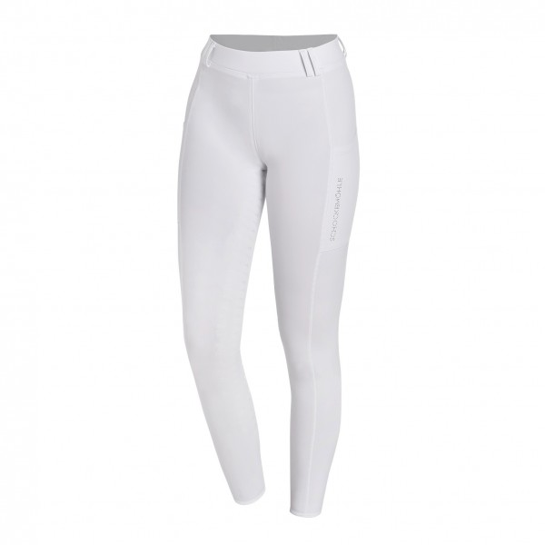Schockemohle Glossy Riding Tights Style
