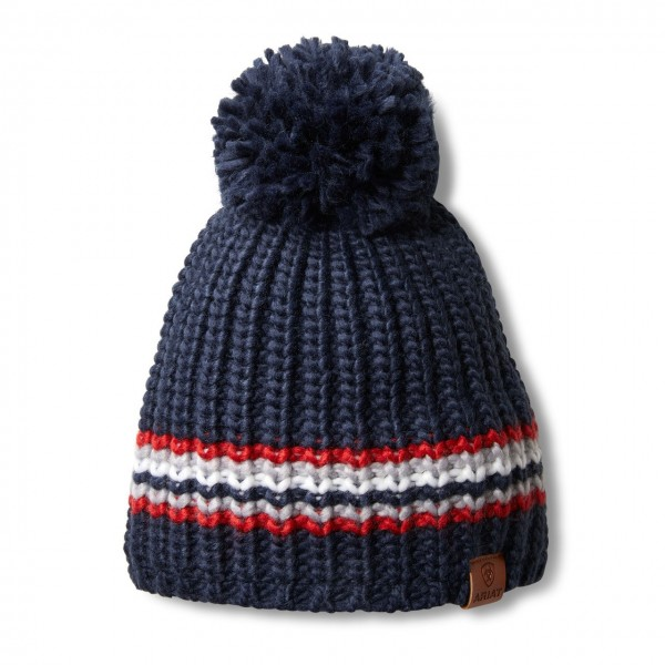 Ariat Salem Beanie Team Stripe