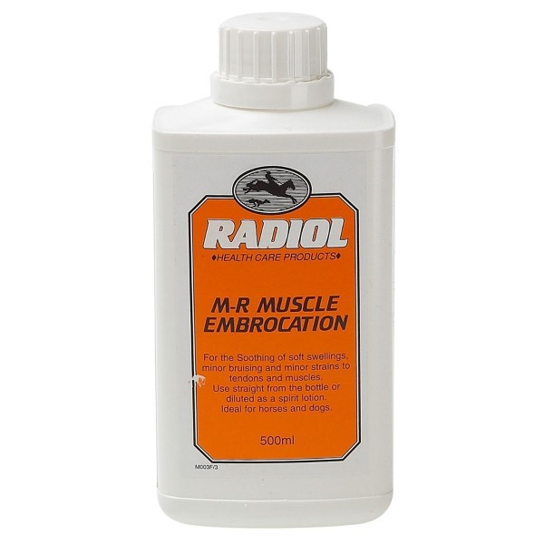 Radiol MR Muscle Embrocation 500ml