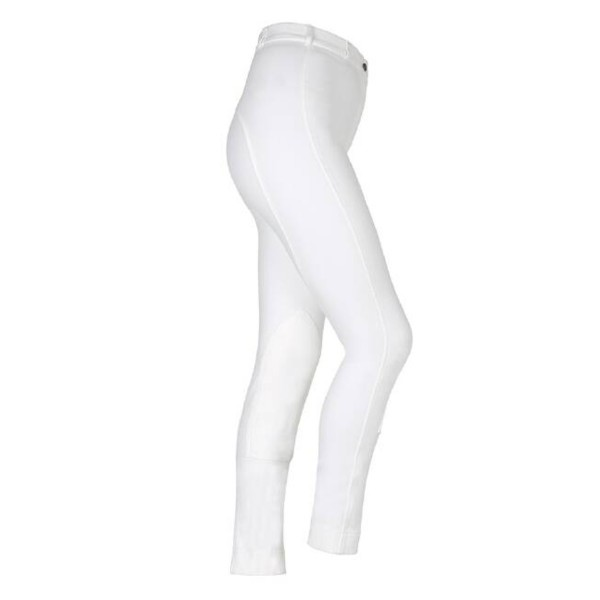 Shires Maids Wessex Jodhpurs White