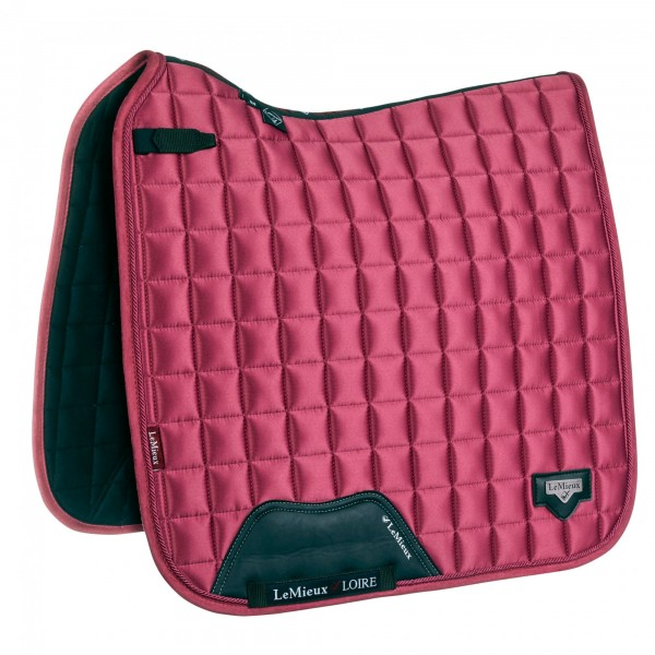 LeMieux Loire Dressage Square French Rose Large