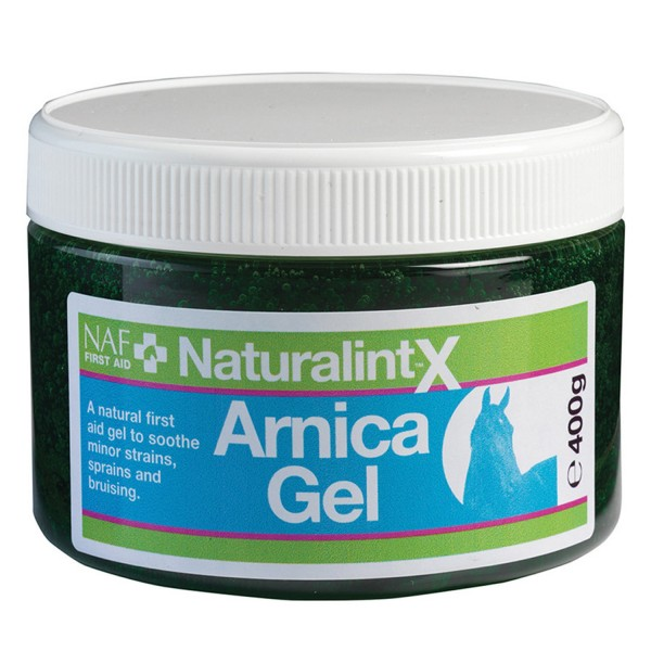 NAF NaturalintX Arnica Gel 400gm