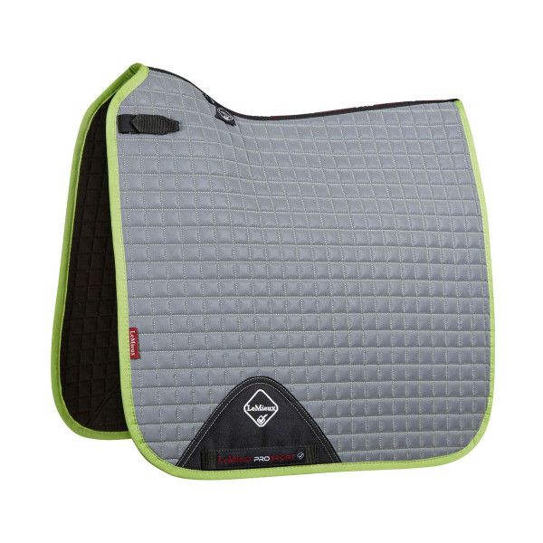 LeMieux High Visibility Dressage Square Lime