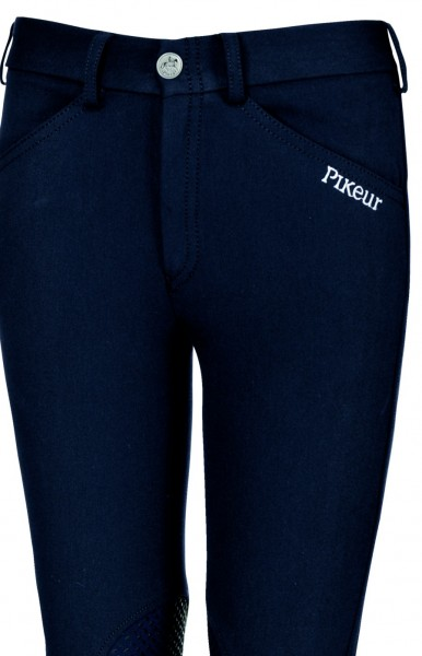 Pikeur Brooklyn Grip Youth Knee Patch Breeches