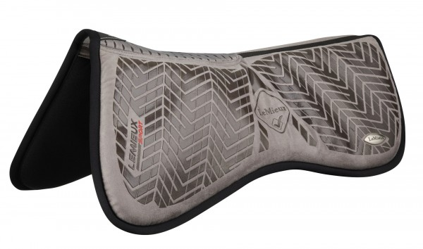 LeMieux Wither Relief Silicone Sports Grip Half Pad
