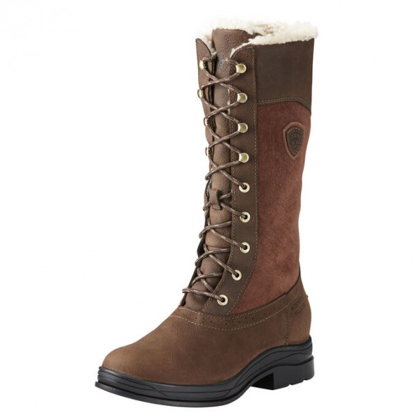 Ariat Womens Wythburn H20 Insulated Boot Java