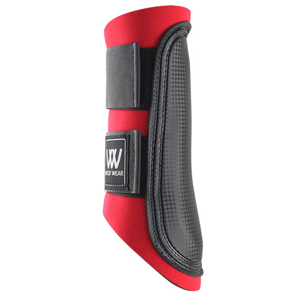 Woof Wear Club Brushing Boot Red/Black