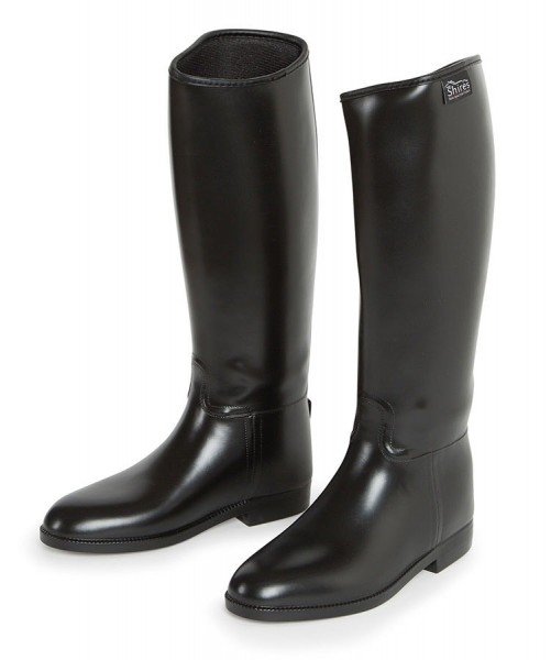 Shires Long Rubber Rising Boots Ladies