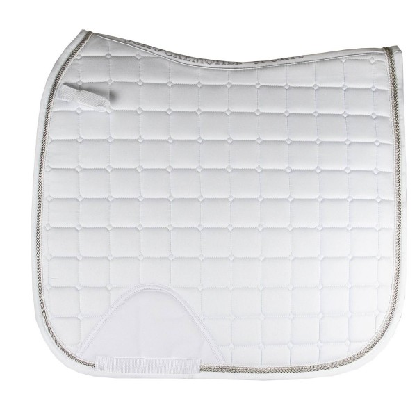 Schockemohle Power Saddle Pad Dressage White