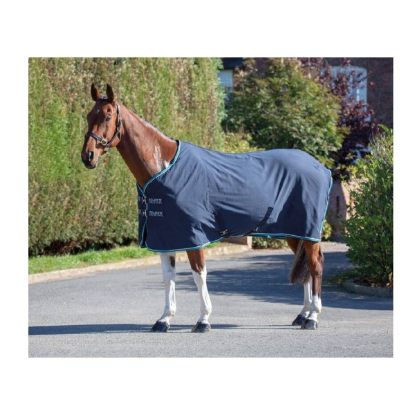 Shires Tempest Original Horse Stable Sheet Navy