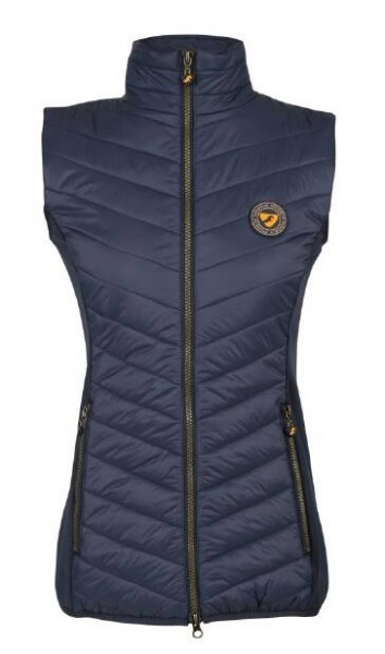Shires Aubrion Cannon Women's Insulated Gilet Navy