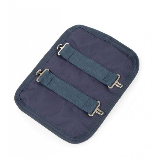 Shires Chest Expander Blanket Fastening Navy