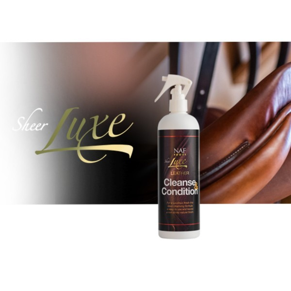 Naf Sheer Luxe Cleanse and Condition Spray 500ml