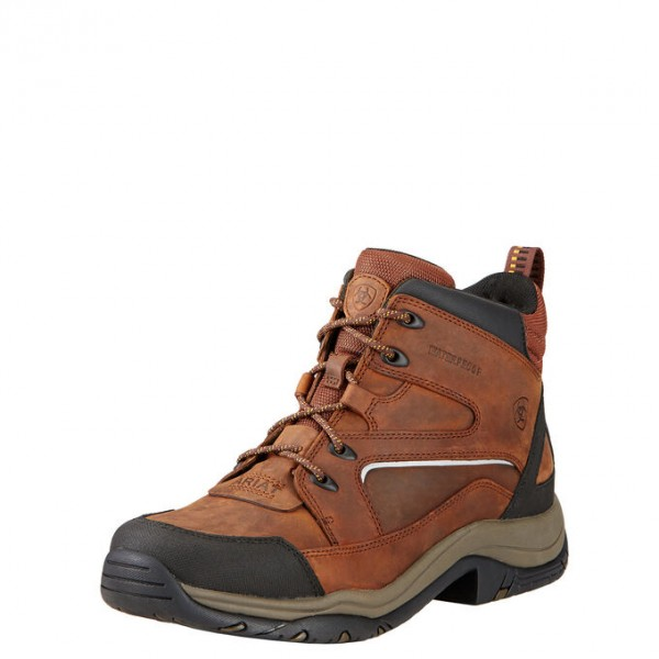 Ariat Mens Telluride II H20 Boot Copper