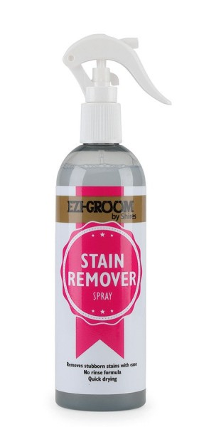 Shires Ezi-Groom Stain Remover Spray