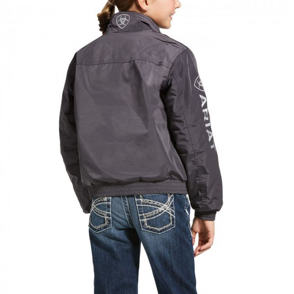 Ariat Youth Insulated Stable Jacket Periscope
