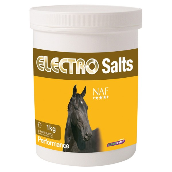 NAF Electro Salts - Traveller Pack