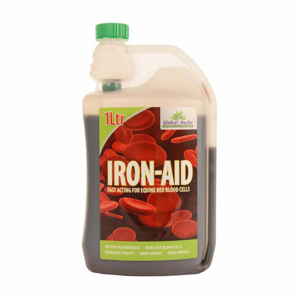 Global Herbs Ironaid