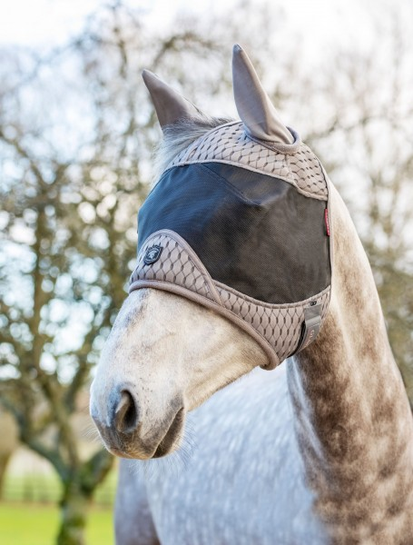 LeMieux Gladiator Half Fly Mask (Ears Only)