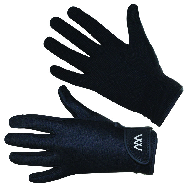 Woof Wear Connect Riding Glove Black