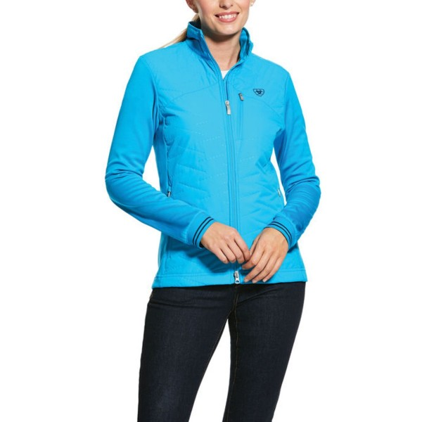 Ariat Womens Hybrid Water Resistant Insulated Jacket Nautilus