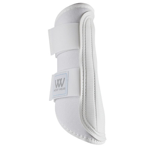 Woof Wear Double Lock Brushing boot White