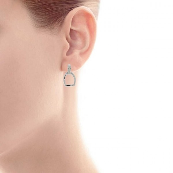 Falabella ER22 Stirrup Earrings