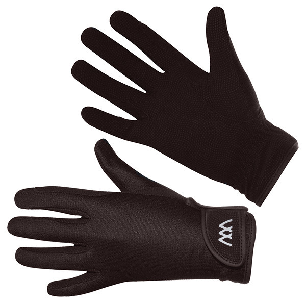 Woof Wear Connect Riding Glove Chocolate