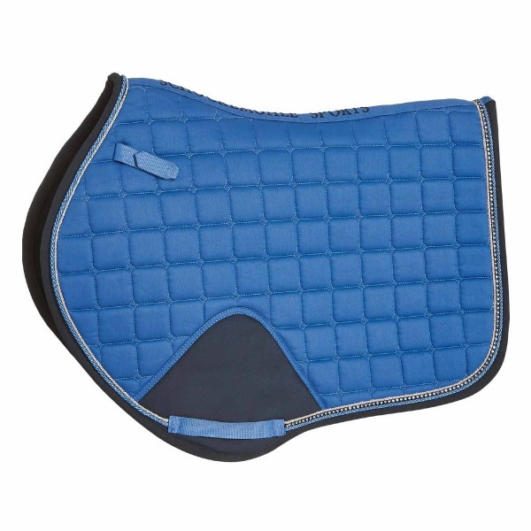 Schockemohle Power Saddle Pad Jumping Sapphire