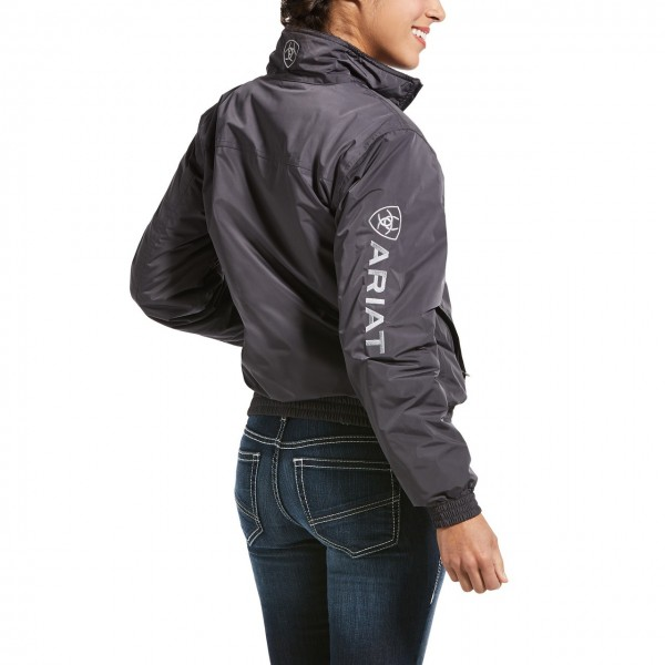 Ariat Womens Insulated Stable Jacket Periscope