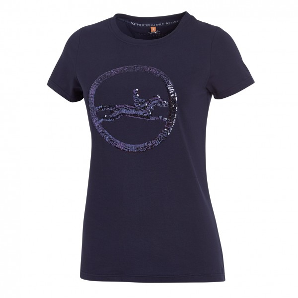 Schockemohle Lola Style Ladies Short Sleeve T-Shirt