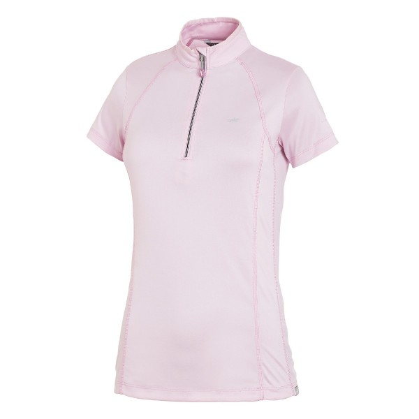 Schockemohle Page Style Womens Polo Dusty Rose