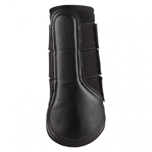 LeMieux MicroPore Brushing Boots Black