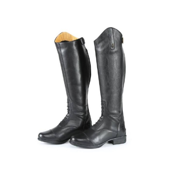 Shires Moretta Gianna Long Riding Boots Black