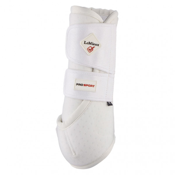 LeMieux ProSport Support Boot White