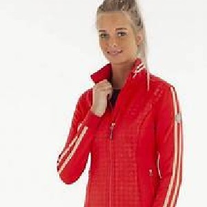 Anky Technostretch Women's Jacket Flaming Scarlet