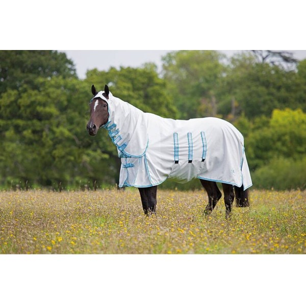Bridleway Bug Stoppa Sweet Itch Fly Rug 6 Foot 6 Inches V398