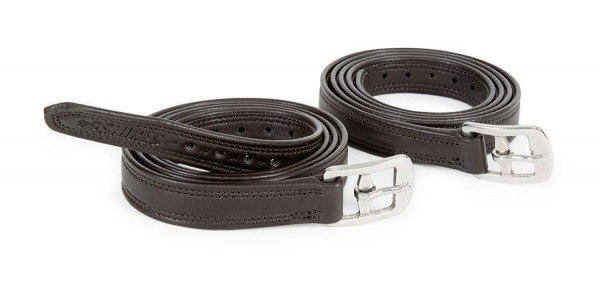 Shires Easy Care Non Stretch Stirrup Leathers