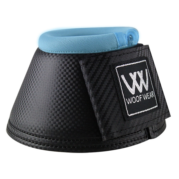 Woof Wear Pro Overreach Boot Black/Pale Blue