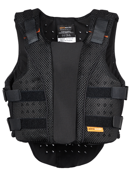 Airowear Airmesh Body Protector Junior Sizes