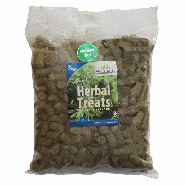 Global Herbs Herbal Treats Original