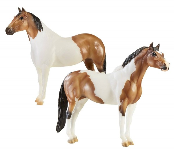 Breyer The Gangsters Tony DA Pony and Bugsy Malone Toy Model