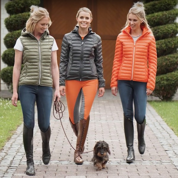 Pikeur Marit Women's Quilted Jacket Anthracite