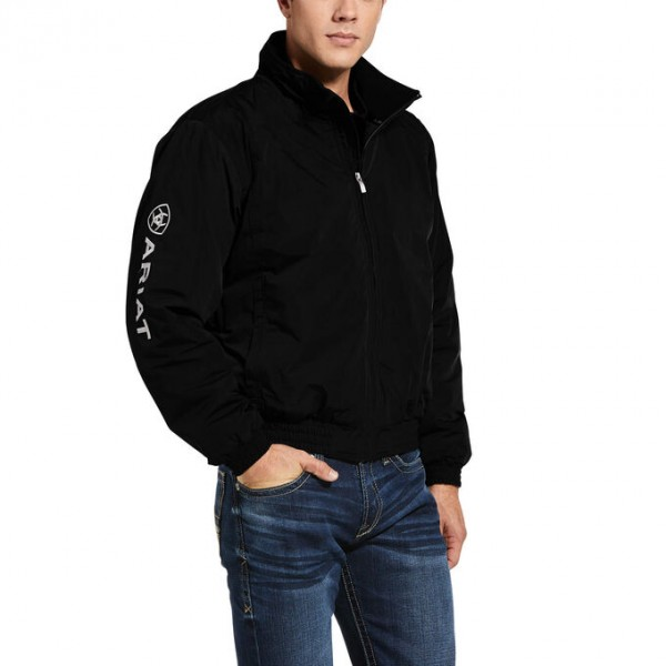 Ariat Mens Stable Jacket Black