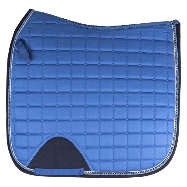 Schockemohle Power Saddle Pad Dressage Sapphire