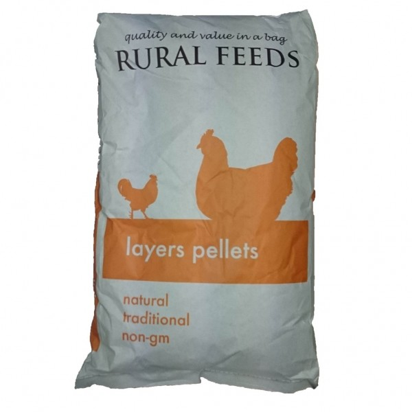 Rural Feeds Layers Pellets